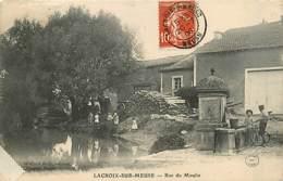55* LACROIX SUR MEUSE  Rue Du Moulin                 MA93,1190 - France
