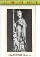 KL 10144 - HEILIGE KORNELIUS - Images Religieuses