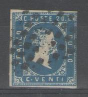 ITALIE:  Sardaigne N°2 Oblitéré          - Cote 150€ - - Sardaigne