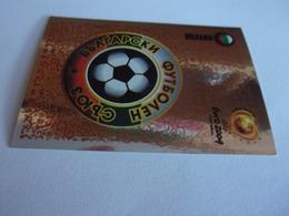 PANINI Foot Euro 2004 Portugal N° 200 Bulgarie  Bulgaria - Panini