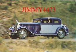 """CPM - 1931 DELAGE D8 Normal 8 Cyl. 23 CV - Coach 2 Portes, Type"""" Mouette """" - Turismo"""
