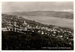 Fliegeraufnahme Von Beinwill Am See (9260) - AG Argovia