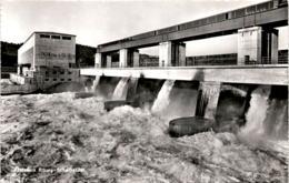 Kraftwerk Riburg - Schwörstadt (533) * 13. 6. 1962 - AG Aargau