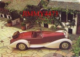 CPM - 1932 DELAGE D8S, Grand Sport Roadster 2 Places, Avec Spider - Toerisme