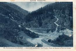 La Thuile Pont De Maroca Envoyée A  Maurice Opinel Cognin - France