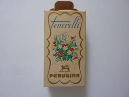 """Scatola Cartoncino """"TENERELLI PERUGINA"""" Anni '60 - Unclassified"""
