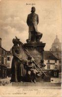 CPA Lorraine Vosges St-Dié Statue Jules Ferry (982940) - Saint Die