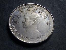CHINA,REPUBLIC OF 20 CENT - China