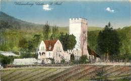 67 -WISSEMBOURG - Château SAINT PAUL - Wissembourg