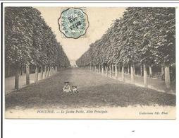 Cachet Convoyeur GOURNAY A PARIS 1905 Semeuse Luxe Frappe Superbe Pour Trainel (Aube) - Poststempel (Briefe)