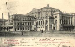 Russie - St Petersbourg - Le Grand Opera Impérial - C 9055 - Russie