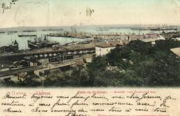 Russie - Odessa - Ansicht Vom Boulevard Aus. - C 9061 - Russie