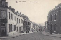 Belgique - Le Roeulx - Rue Des Tourneurs / Cachet 1919 - Soignies