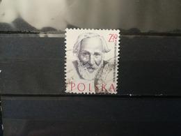 FRANCOBOLLI STAMPS POLONIA POLAND 1957 USED SERIE MEDICI FAMOSI POLACCHI FAMOUS DOCTOR OBLITERE' POLSKA - 1944-.... Repubblica