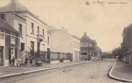 Belgique - Le Roeulx - Faubourg De Mignault / Cachet 1925 - Soignies