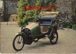 """CPM - LARROUMET & LAGARDE - Type """" Va Bon Train """" De 1900 - Moteur De-Dion-Bouton 1 Cyl. - Toerisme"""