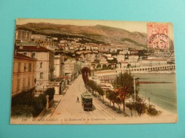 Monte Carlo Boulevard De La Condamine - La Condamine
