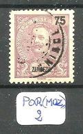 POR(MOZ) MUN 50 YT 50 En Ob - Mozambique
