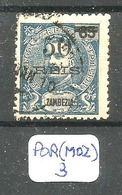 POR(MOZ) MUN 54 YT 54 En Ob - Mozambique
