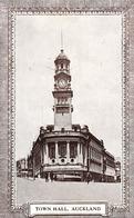 Auckland  Town Hall - Nouvelle-Zélande