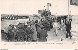 14-TROUVILLE SUR MER-N°C-4336-E/0179 - Trouville