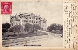 1462/ St. Mary's Academy, Autin Texas - Austin