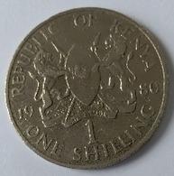 Kenya - 1 Shilling 1980 - - Kenia