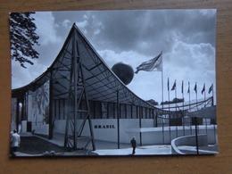 Brussel - Bruxelles: Expo Universelle De Bruxelles 1958: Le Pavillon Du Brésil -> Ne Pas écrit - Universal Exhibitions