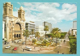 TUNISIE TUNIS AV. BOURGUIBA - Tunisia
