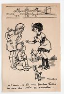 - CPA POULBOT (illustrateurs) - Publicité Bonbons LUCAS Vermifuges - - Poulbot, F.