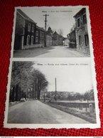 OLNE  -  Rue Des Combattants Et Route Aux Arbres - Verviers