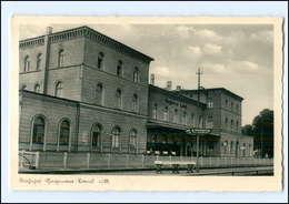 XX005733-192/ Hagenow Bahnhof AK 1939 - Deutschland