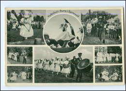 XX005762/ Volksfest In Burg  Spreewald AK 1940 - Germania