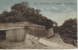 ALLEMAGNE - MAYENCE - Les Remparts De La Citadelle - Allemagne