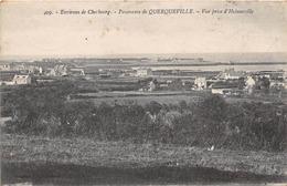 Environs De CHERBOURG - Panorama De QUERQUEVILLE - Vue Prise D'Hainneville - Cherbourg