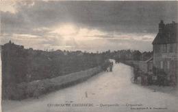 Environs De CHERBOURG - QUERQUEVILLE - Crépuscule - Cherbourg