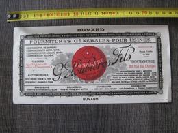 Buvard Loubieres - Carte Assorbenti
