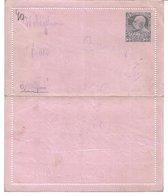 1520x: Österreich Kartenbrief Gelaufen (mit Rändern !) - 1850-1918 Imperium