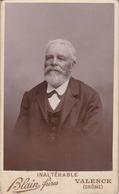Photo. C.D.V. : Portrait - Homme : Photographie - N° 49904 - BLAIN Frères - Valence - Drome - - Alte (vor 1900)