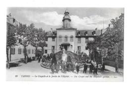 Tarbes  (Hautes-Pyrénées)  Jardin Et Chapelle De L'hôpital - Tarbes