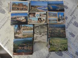 LOT  DE  2700  CARTES  POSTALES  ETRANGERES - Cartes Postales