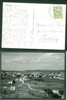 Yugoslavia 1959 Bahnpost Railway Mail Ambulance Post Kocevje - Ljubljana 74 'a' Postcard Letter - Covers & Documents