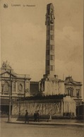 Leuven - Louvain // Monument Place Des Martyrs (animee) 19?? - Leuven