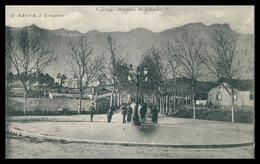 VALENÇA - Avenida Da Estação ( Ed. A.J. Gonçalves Nº 11)  Carte Postale - Viana Do Castelo