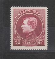 COB 291 ** Neuf Sans Charnière MNH - 1929-1941 Grand Montenez