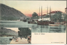 CATTORO KOTOR CRNA GORA MONTENEGRO, PC, Uncirkulated 1900 - Montenegro