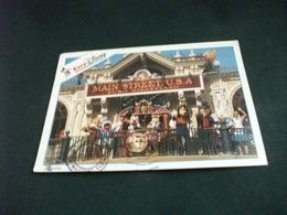 DISNEY EURO DISNEYLAND MAIN STREET U.S.A. PERSONAGGI DISNEY - Disneyland