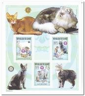 Guinee 2004, Postfris MNH, Cats - Guinee (1958-...)