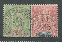 NOUVELLE-CALEDONIE N° 59/60  OB  TB - Nuova Caledonia