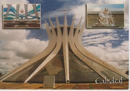 AKBR Brazil Brasilia - Cathedral - Brasilia